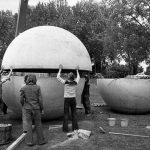 """Beuys und Oldenburg: """"Making of"""" für die Skulptur Projekte 1977"""