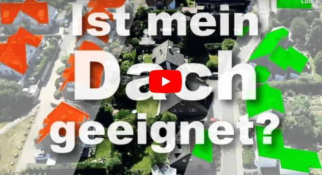 Film zum Solar- und Gründachkataster der Stadt Münster