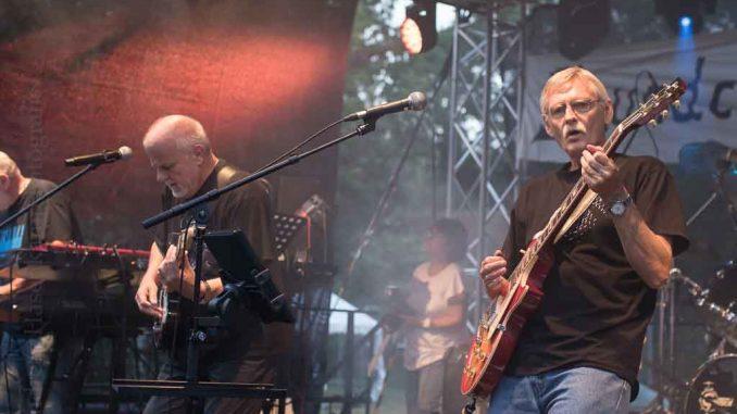 Zwei Musiker von PickUp