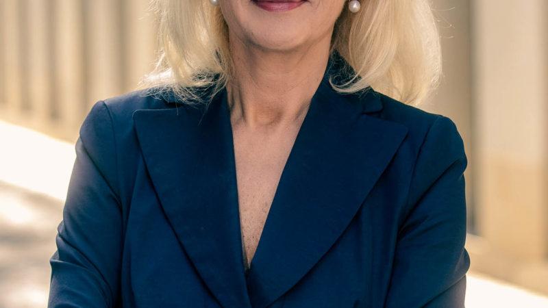 Bernadette Spinnen, Leiterin von Münster Marketing, beginnt ihre dritte Amtszeit als Vorsitzende der Bundesvereinigung City- und Stadtmarketing. Foto: Stadt Münster.
