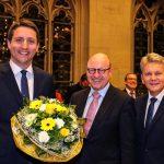 Verwaltungsführung der Stadt Münster wieder komplett