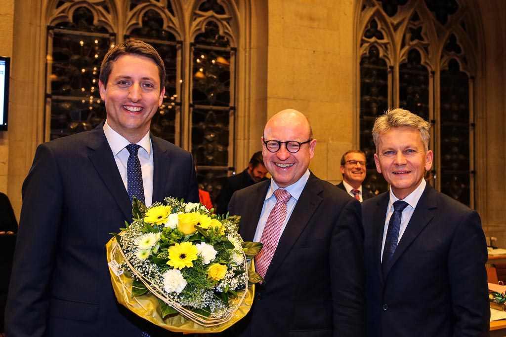 Stadt Münster reagiert auf geänderte Position der SCP-Führung zur Stadionfrage