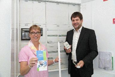 """""""Startberatung Energieeffizienz"""" für Unternehmen in Münster"""