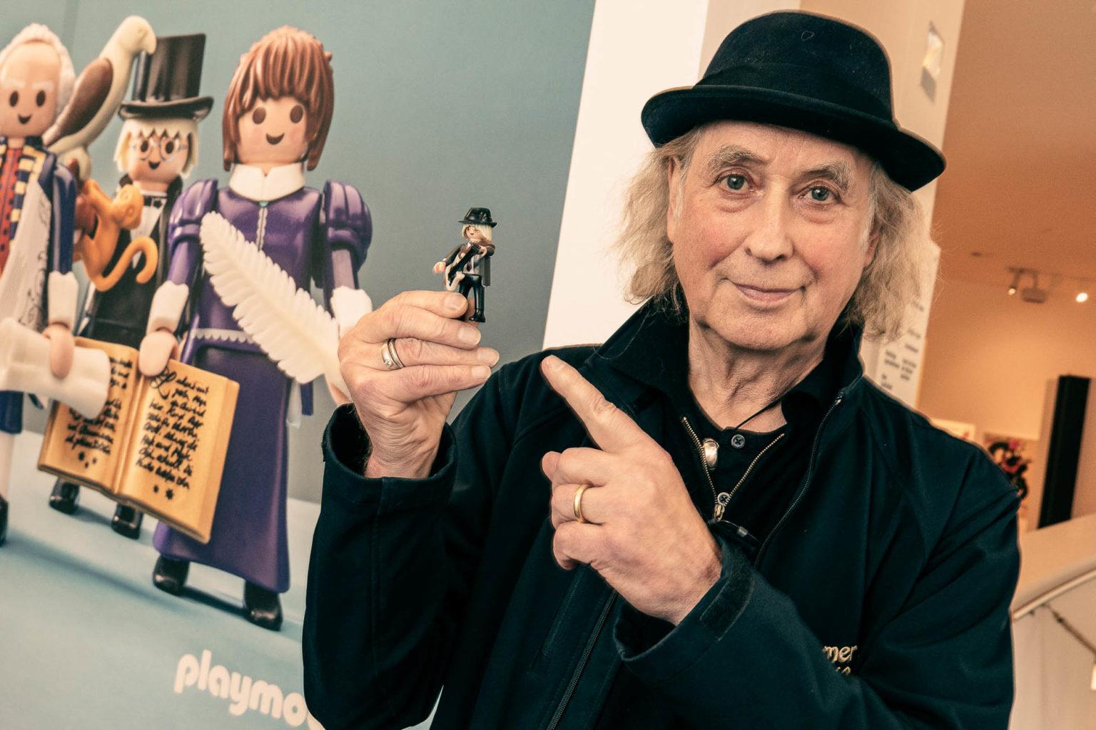 Steffi Stephan im Playmobil-Format