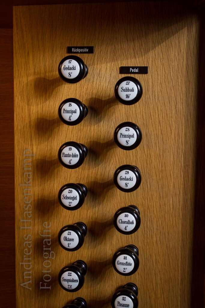 Orgel von St. Nikolaus Wolbeck - Fotos 13