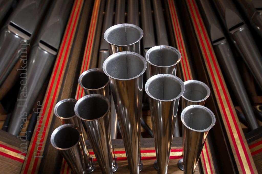 Orgel von St. Nikolaus Wolbeck - Fotos 11