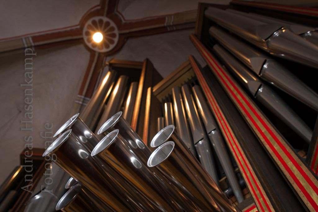 Orgel von St. Nikolaus Wolbeck - Fotos 9