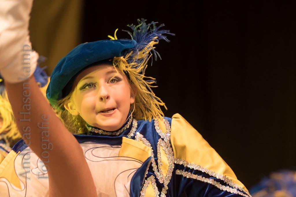 Tanzgruppen-Präsentation 2018 der KG ZiBoMo 16