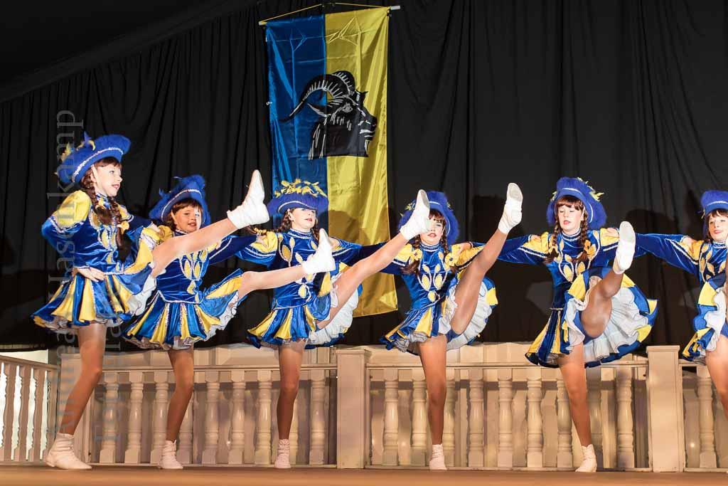 Tanzgruppen-Präsentation 2018 der KG ZiBoMo 2