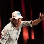 Christoph Sieber provoziert Fragen im Bürgerhaus Telgte 3