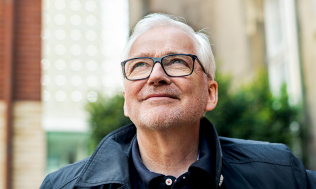 Peter Todeskino, Oberbürgermeister-Kandidat für Münster 2020 - Foto von muenster-machen.de