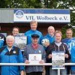 Dorf-gegen-Heide 2018: Fußballer sind gefragt
