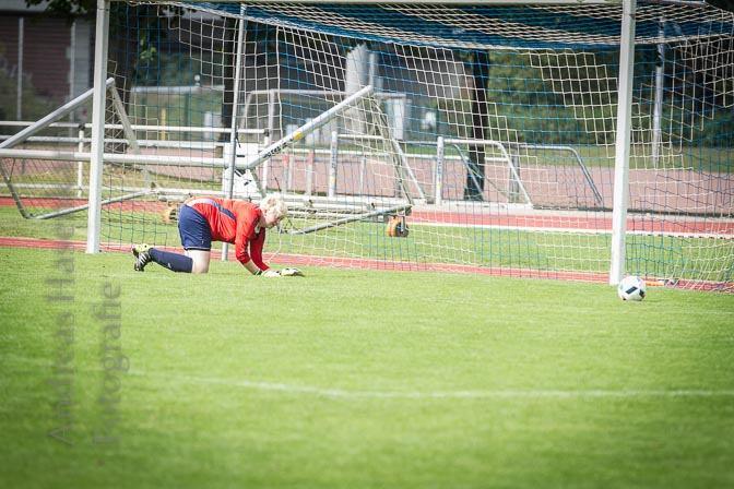 Viele Chancen für Landesliga-Damen des VfL Wolbeck 12