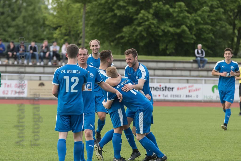 VfL Wolbeck : Teuto Riesenbeck – Wolbecks 1. gab sich nicht zufrieden mit dem 2:0
