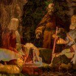 Die Wandelkrippe in St. Nikolaus, Wolbeck - Fotos