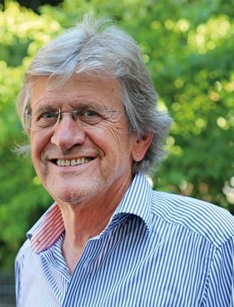 Wilfried Stein, Portrait. Quelle: GRÜNE Münster