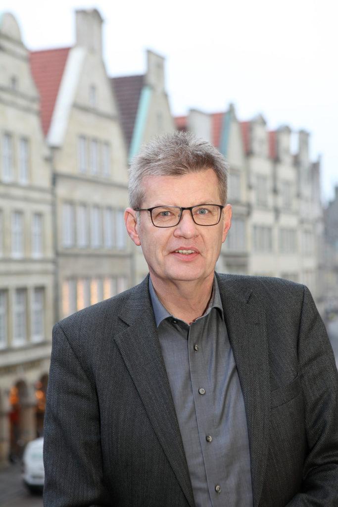 Vom Praktikanten zum Amtsleiter in Münster