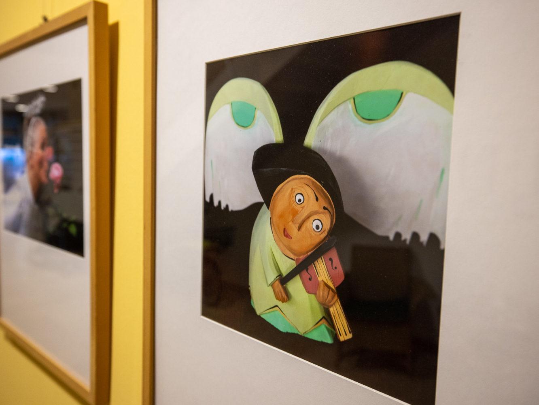 Engel-Ausstellung im Achatiushaus 4