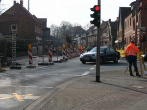 Noch eine Baustelle in Wolbeck? 6