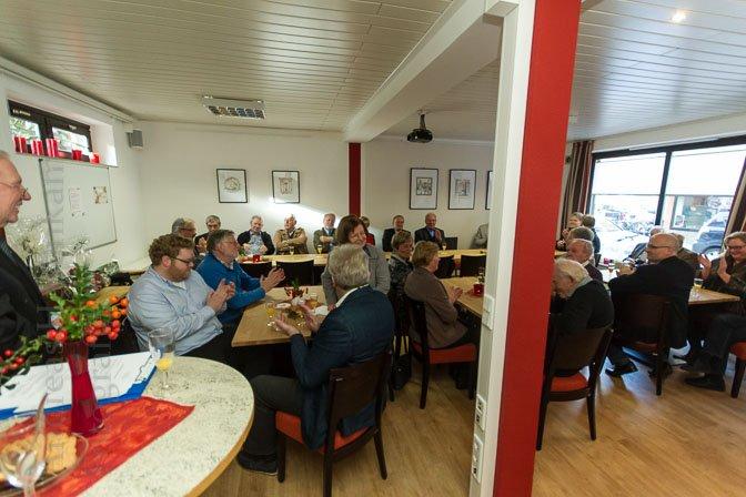AWO-Treff Wolbeck: Neue Räume mit Vereinen eröffnet 4
