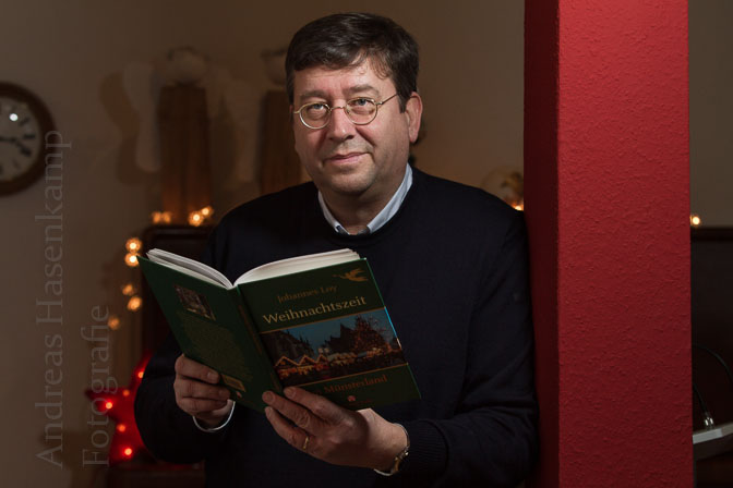 Brathering und Frohe Weihnachten: Johannes Loy liest daheim bei der AWO in Wolbeck 2
