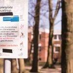 Kinderspielplätze in Wolbeck sind leer 2