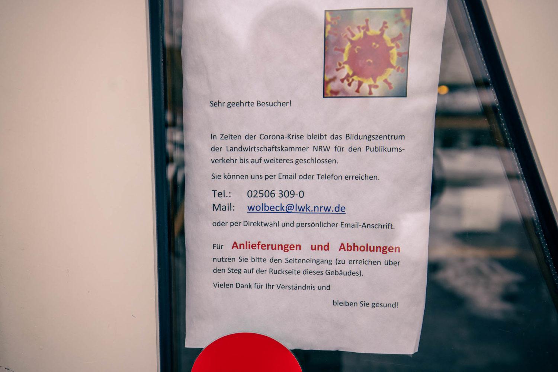 Corona in Münster: Trends 44