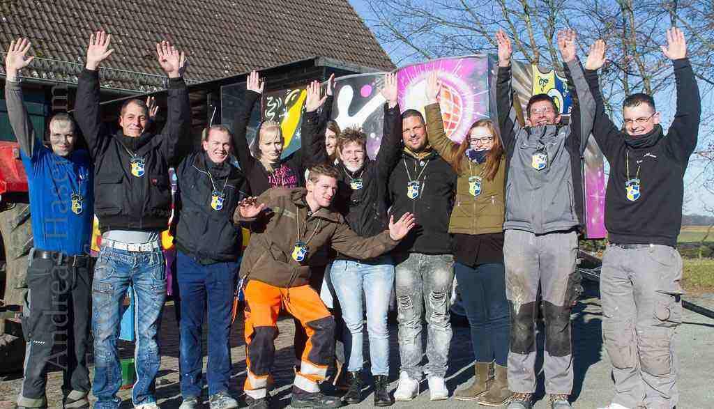 Feierfreunde Wolbeck sind nun ein Verein