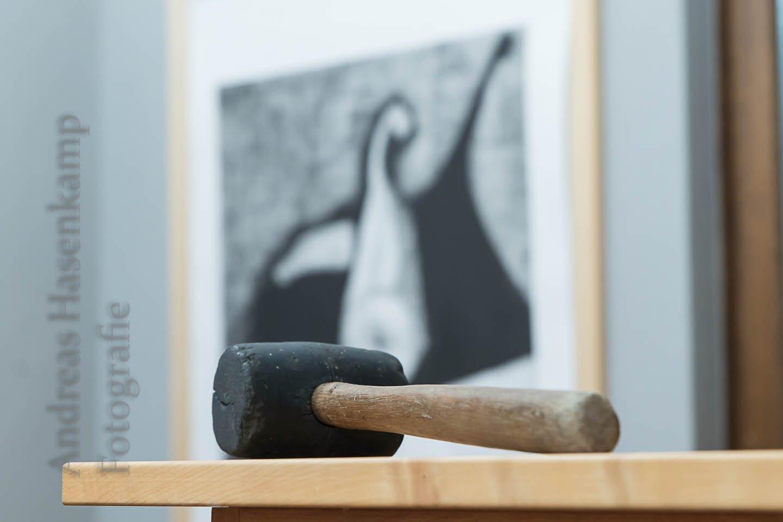 Benefiz-Kunstauktion mit Musik in der Galerie AS Am Steintor