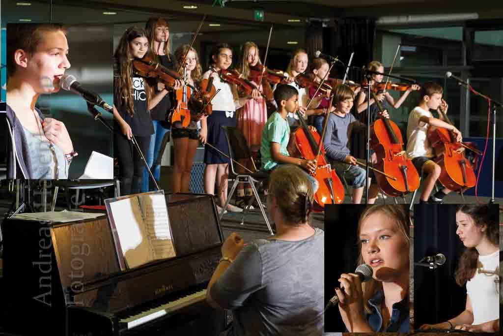 Sommer-Konzert mit Text Gymnasium Wolbeck stellt 2017 reiches Musik-Programm auf die Bühne