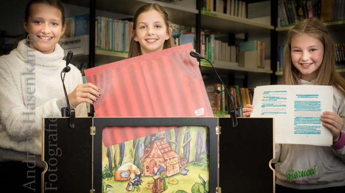 Märchennacht für Grundschulkinder im Gymnasium Wolbeck