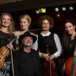 """""""Les Sirènes"""" musizieren mit Milan Svoboda in der Christuskirche in Wolbeck"""