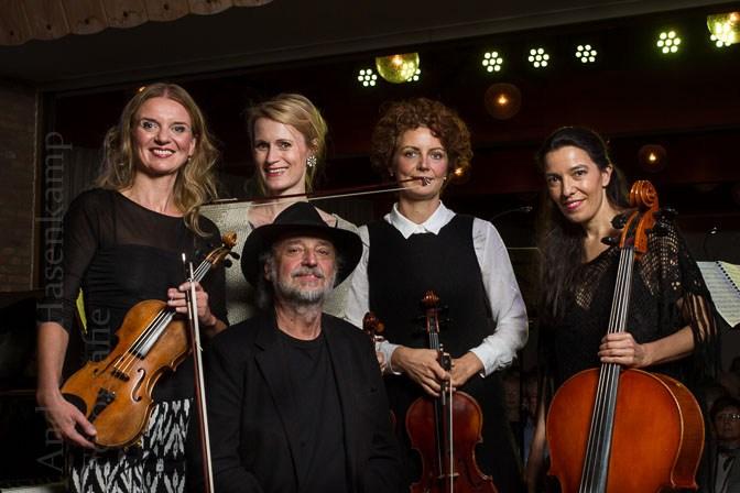 """""""Les Sirènes"""" musizieren mit Milan Svoboda in der Christuskirche in Wolbeck 2"""