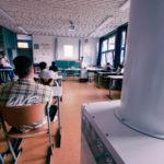 Hauptschule Wolbeck: Wie ist sie für die Pandemie ausgestattet?