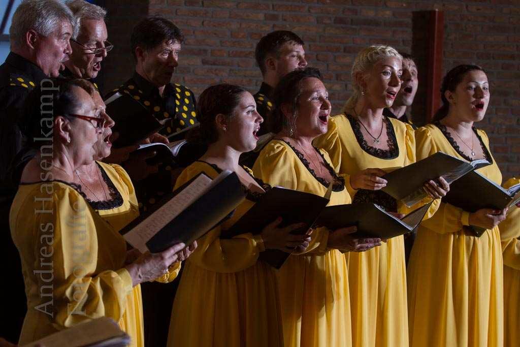 Kant-Chor zum fünften Male in Wolbeck 6