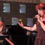 Heide Bertram singt wieder bei KulturVorOrt Wolbeck