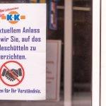 Corona-Virus: 126 Münsteranerinnen und Münsteraner aktuell infiziert