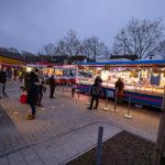 Wochenmarkt in Münster-Wolbeck