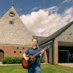 Freiluftkonzert in Wolbeck: Michael Mühlmann singt und spielt