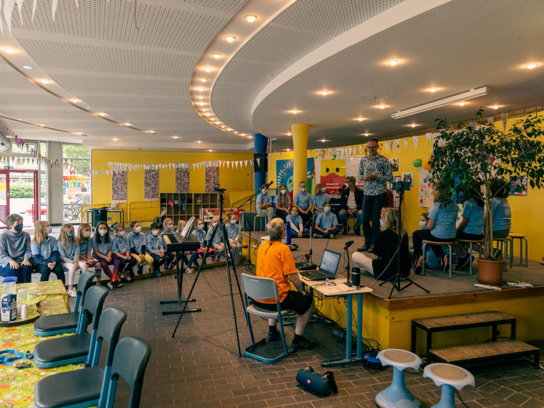 """Nikolaischule arbeitet an """"Schule ohne Rassismus – Schule mit Courage"""" 8"""