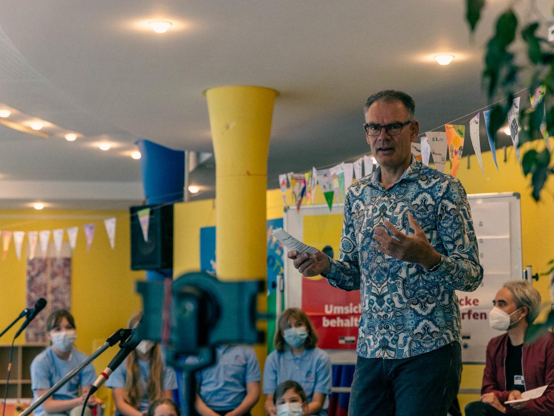 """Nikolaischule arbeitet an """"Schule ohne Rassismus – Schule mit Courage"""" 6"""