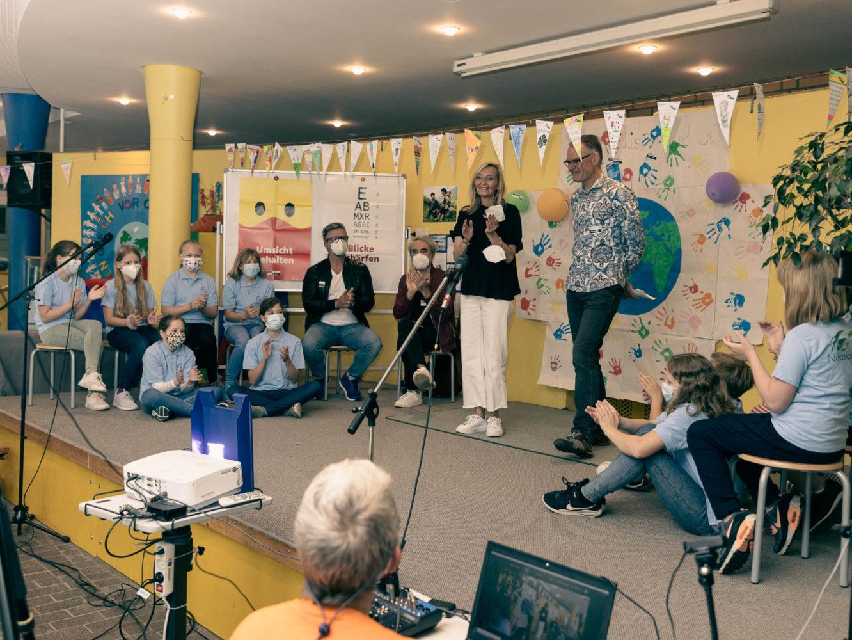 """Nikolaischule arbeitet an """"Schule ohne Rassismus – Schule mit Courage"""" 27"""