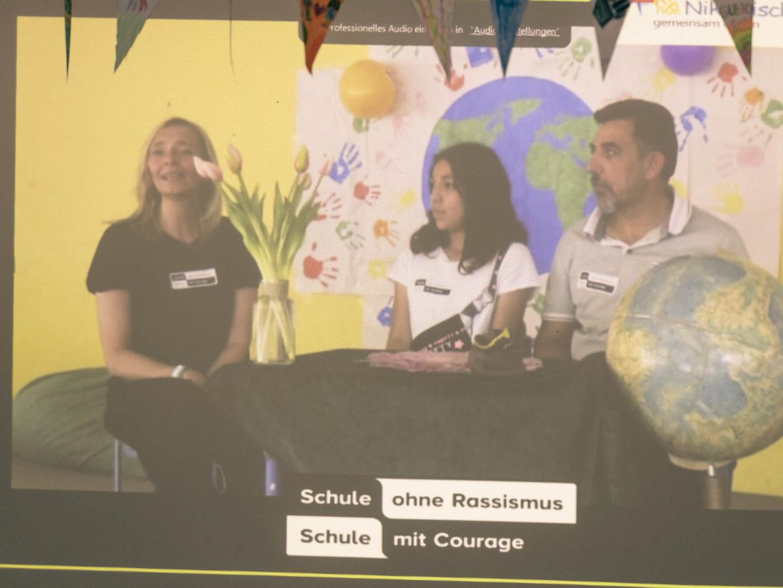 """Nikolaischule arbeitet an """"Schule ohne Rassismus – Schule mit Courage"""" 21"""
