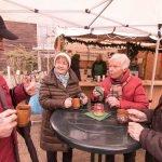 Erster Nikolausmarkt in Wolbeck