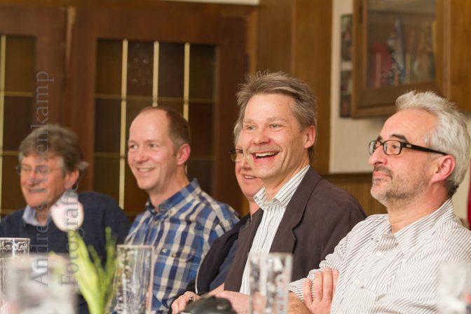 Mitgliederversammlung des Radclub Münster in der Gaststätte Sültemeyer in Münster-Wolbeck. Foto: anh