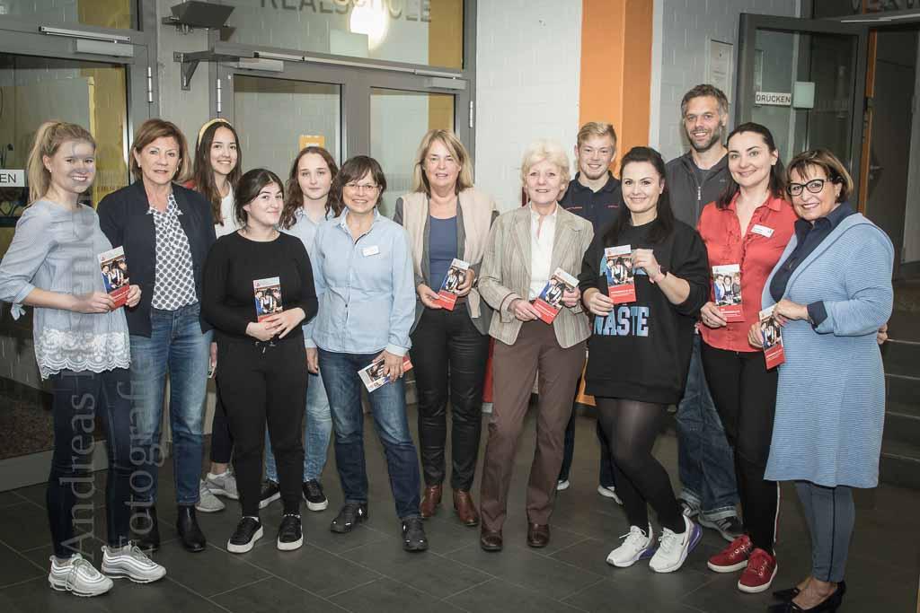Betriebsrallye der Realschule Wolbeck geht in die sechste Runde Ehrenamtliche der Stiftung Bürger für Münster haben wieder Kurzpraktika akquiriert