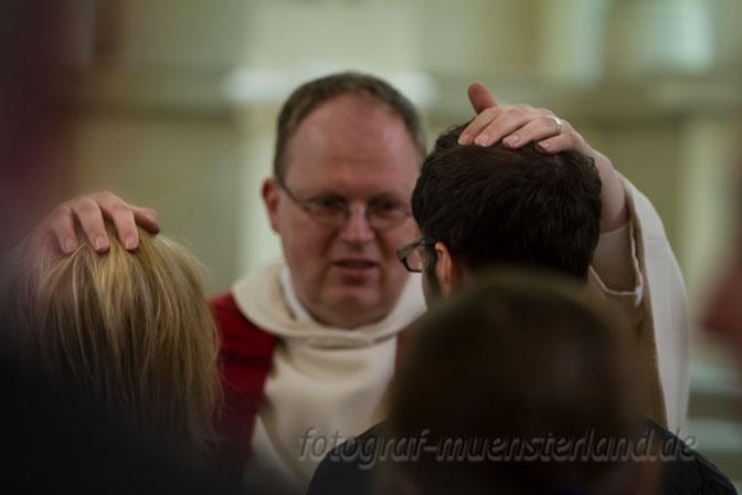 Segnung für Paare in St. Nikolaus Münster 2