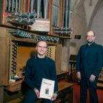 Bangen und Hoffen: Andacht in St. Nikolaus mit Orgel und Basbariton