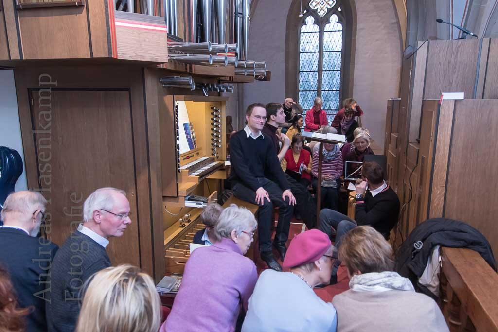 Missa Sancti Nicolai uraufgeführt zum Patronatsfest in Wolbeck