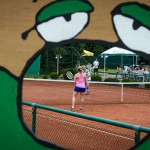 Zweiter Tag der offenen Tür im Tennisclub TC 66 in Wolbeck